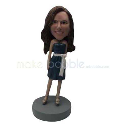 Custom Beautiful Kids bobbleheadss bobbleheads
