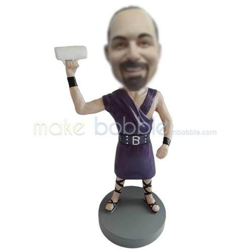 custom funny bobble heads