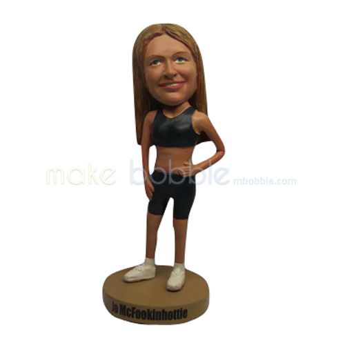custom Sports bobbleheadss Kids bobbleheads