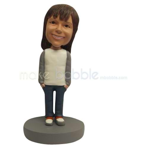Custom Cute Kids bobbleheads bobbleheads