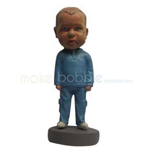 Custom Cute Kids bobbleheads bobble heads
