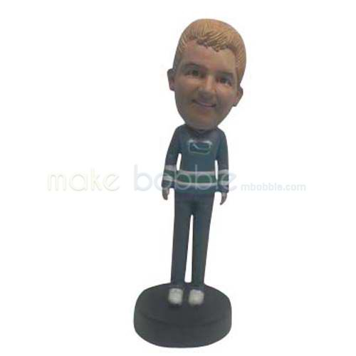 Custom Kids bobbleheads