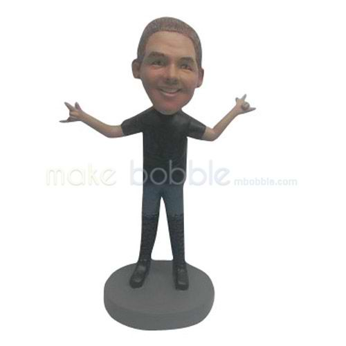 Customize Leisure bobblehead