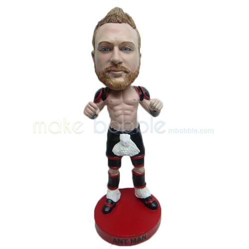 Custom Strong Man bobbleheads