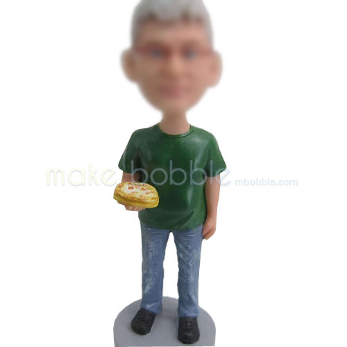 comfortable Male bobblehead doll