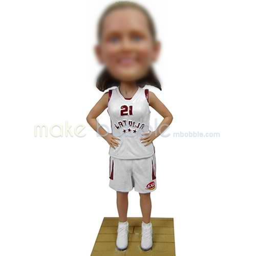 Custom sports bobbleheads
