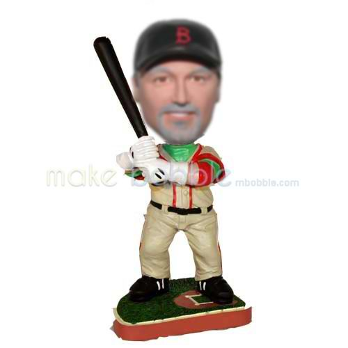Personalized custom baseball Players bobblehead
