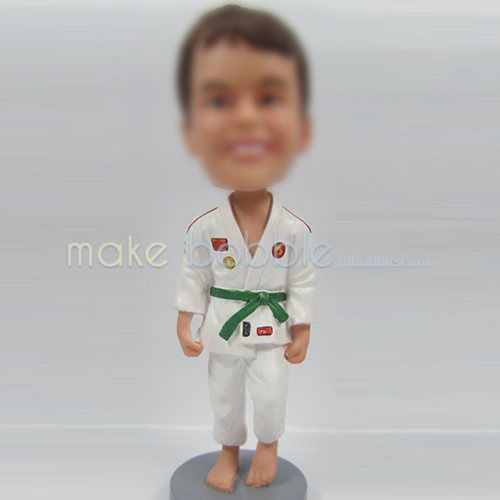 Personalized sports bobbleheads