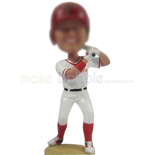 professional Baseball bobble