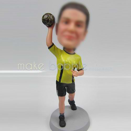 sports bobble head doll