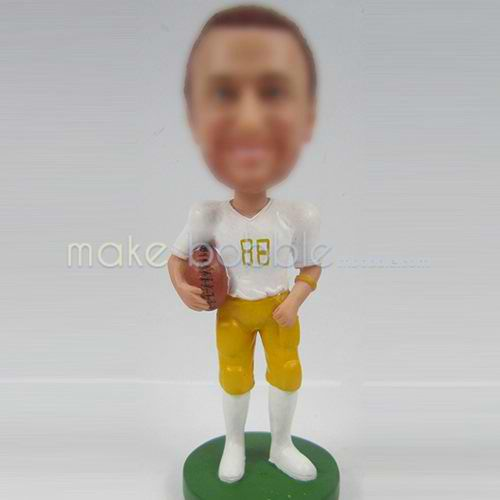 sports man bobble doll
