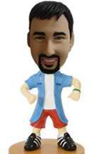 bobblehead of HIP-HOP male
