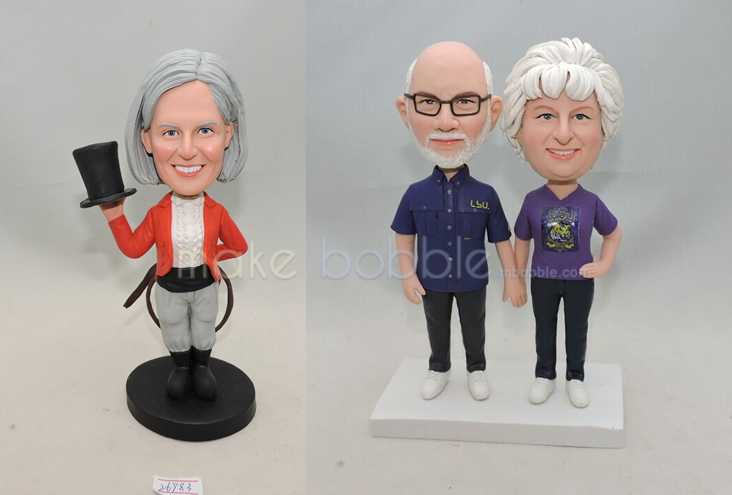 Gratifying your loved ones with bobbleheads as the unique gifts for grandma