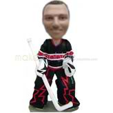 Custom Hockey bobbleheads