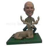 Custom Hunt bobbleheads