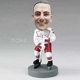 Custom ice Hockey bobbleheads