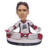 Custom bobblehead grand rapids griffins hockey player
