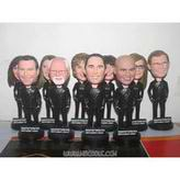 Personalized custom groomsmen and bridesmaid team bobblehead