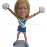 Cheerleading bobble