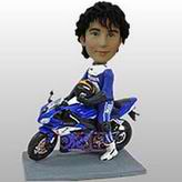 Custom cheap Motorcycle doll