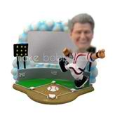 Baseball Players personalised bobbleheads