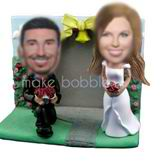 Propose marriage make your own bobblehead