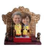 Personalized custom sweet couple bobblehead dolls