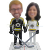 Custom players bobble head