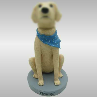 personalized custom pet dog bobbleheads a love more than a gift
