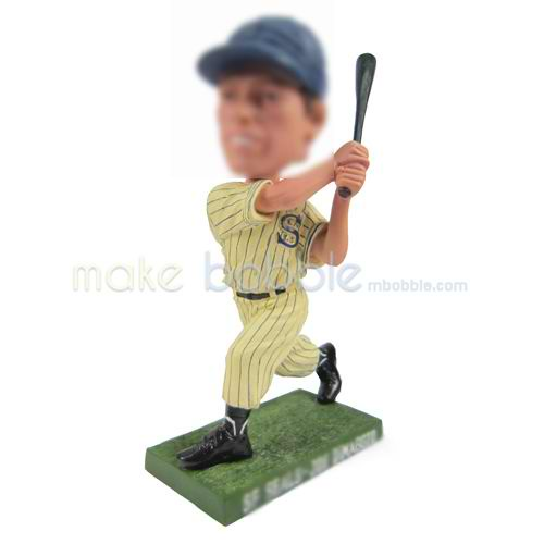 Personalized custom Baseball bobble head