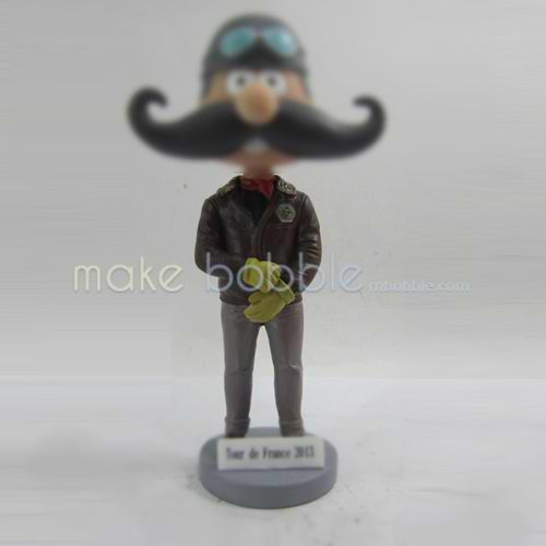 Personalized custom funny bobble head