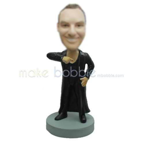 Personalized custom funny bobbleheads