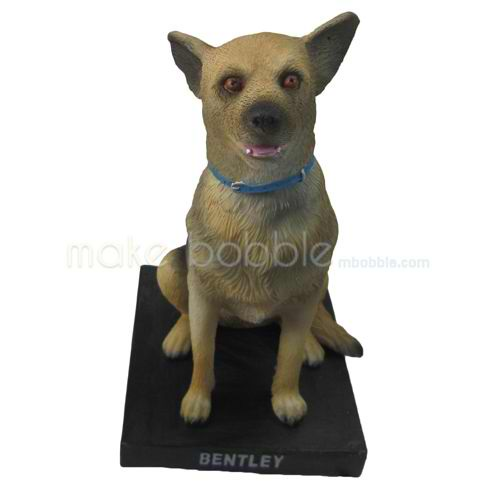 custom puppy bobbleheads for your pets