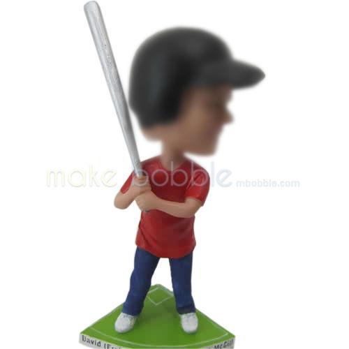 customized bobble heads Baseball dolls