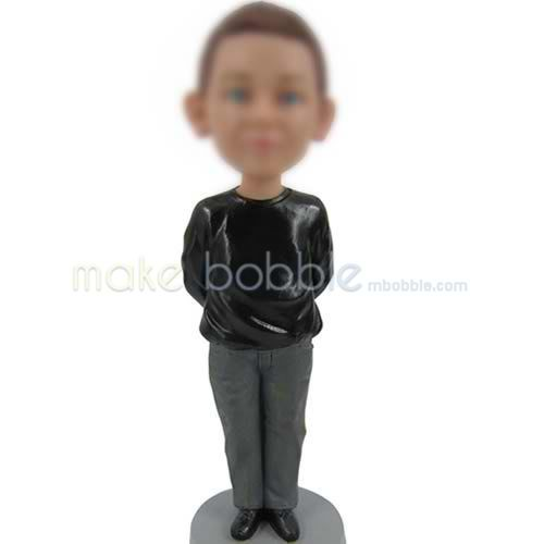 bobble heads of Leisure