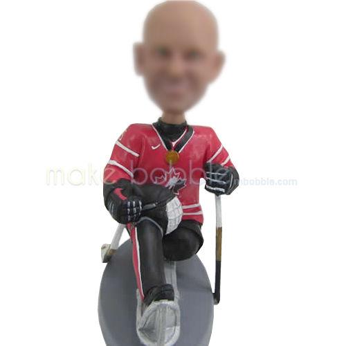bobble head custom sports